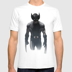 Wolverine X Force Mens Fitted Tee SMALL White