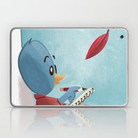 A Friend When I'm Lonely Laptop & iPad Skin