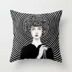 Eudoxia Throw Pillow