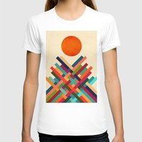 sun T-shirts featuring Sun Shrine by Picomodi
