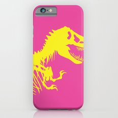 Retro Jurassic Park iPhone 6 Slim Case