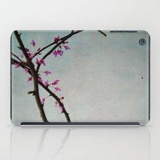 Branches Blue/Grey iPad Case