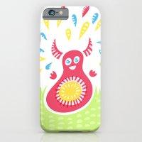 Happy Jumping Creature iPhone 6 Slim Case