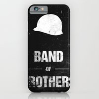 iPhone & iPod Case featuring Band of Brothers by Tyler Bramer