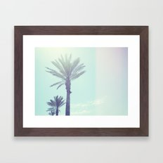 Palm Beach Framed Art Print