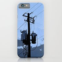 iPhone & iPod Case featuring Transformer by AMarloweCanPrint