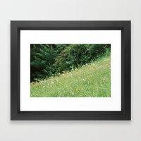 Wildflowers 2 Framed Art Print