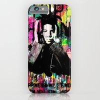 iPhone & iPod Case featuring Basquiat  by Zoé Rikardo