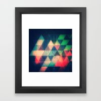 Myss Framed Art Print