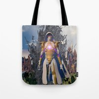 Ascend from Ruin Tote Bag