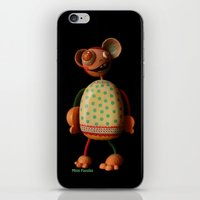 Mimi Favolas iPhone & iPod Skin