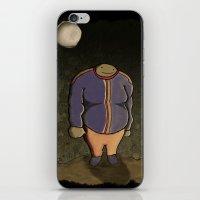 Moon Patrol iPhone & iPod Skin