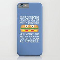 When Harry Met Sandwich iPhone 6s Slim Case