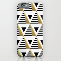 iPhone Cases featuring Pyramids by Elisabeth Fredriksson