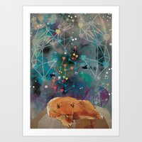 Feed Your Soul Art Print