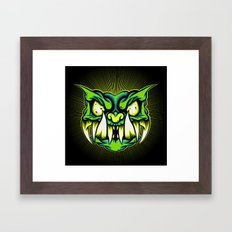 Orcy Framed Art Print