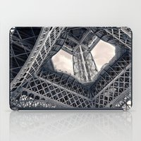 Eiffel Steel iPad Case