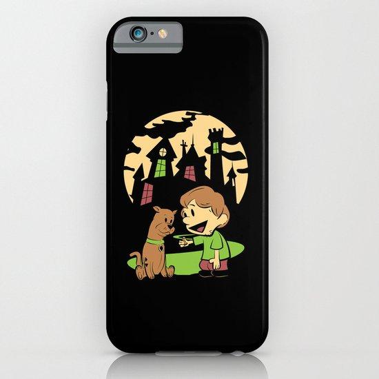 Shaggy n Scoob iPhone & iPod Case