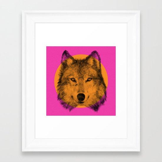 Wild 7 by Eric Fan & Garima Dhawan Framed Art Print