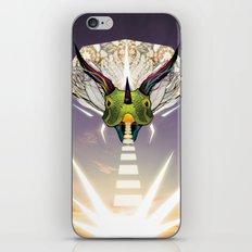 Volantesaurus Lux iPhone & iPod Skin