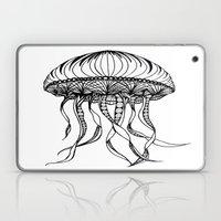 Jellyfish Octopus Creatu… Laptop & iPad Skin