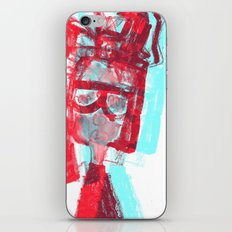 portrait 2 iPhone & iPod Skin