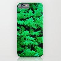 iPhone & iPod Case featuring fir-tree by Li9z