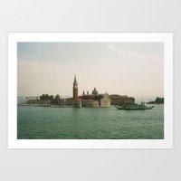 VENICE VI Art Print