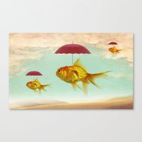 Migration Cover Canvas Print