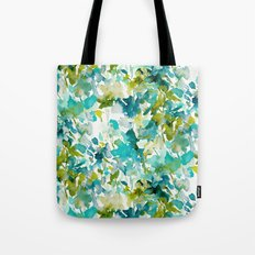 Local Color (Teal) Tote Bag