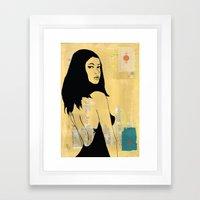 June 1969 Framed Art Print