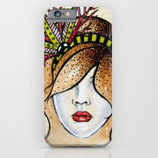 chloe iPhone & iPod Case