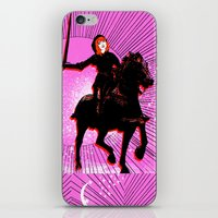 Florence Fights The Good… iPhone & iPod Skin