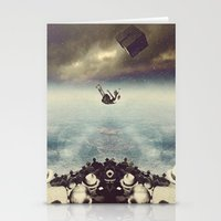 Distance Between Dreams Stationery Cards