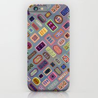iPhone & iPod Case featuring Multi-color Melody by Vanya