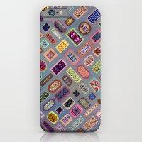 Multi-color Melody iPhone 6 Slim Case