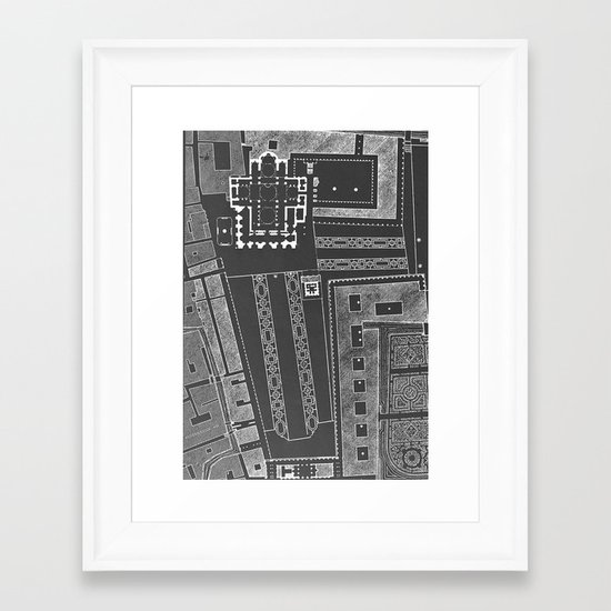 Plaza San Marco Framed Art Print