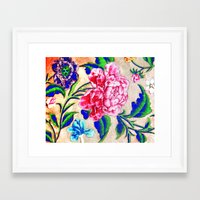 Delicacy Framed Art Print