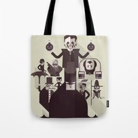 Dark Man Fan Art Tote Bag