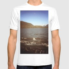 A Pocketful of Sunshine SMALL White Mens Fitted Tee