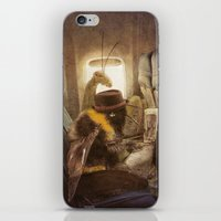 Flight of the Bumblebee iPhone & iPod Skin