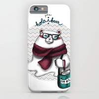iPhone & iPod Case featuring Hola Pola' by Fla'Fla'