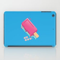 Cute Popsicle Cartoon  iPad Case