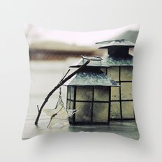 maybe tomorrow. Throw Pillow