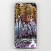 The Pop Is Dead iPhone & iPod Skin