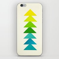 Arrows I iPhone & iPod Skin