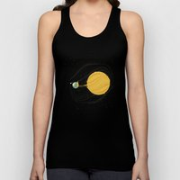 Death by Solar Flare Unisex Tank Top