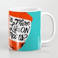 Life On Mars? Mug