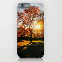 iPhone & iPod Case featuring Fall by Starr Cuevas Photography
