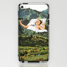 Rising Mountain iPhone & iPod Skin